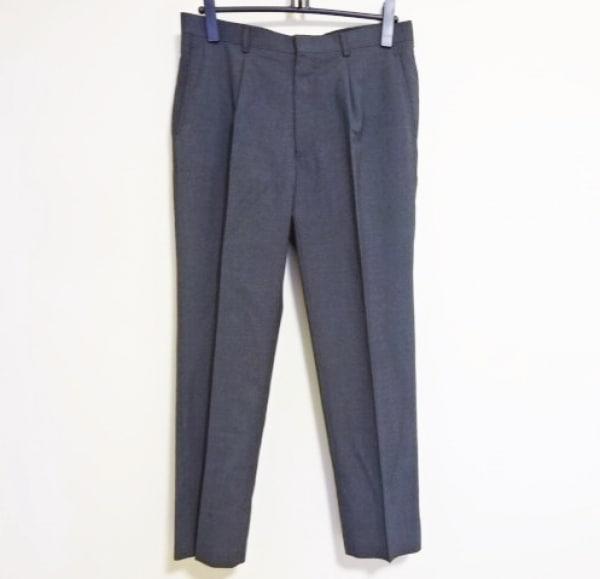 LINEA(リネア) パンツ サイズ85 メンズ美品  ダークグレー LINEA DOMIZIA