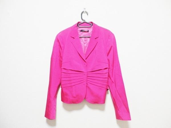 ANNA MOLINARI(アンナモリナーリ) ジャケット サイズ44 L レディース ピンク