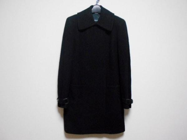 VERSUS(ヴェルサス) コート サイズ26/40 レディース 黒 冬物