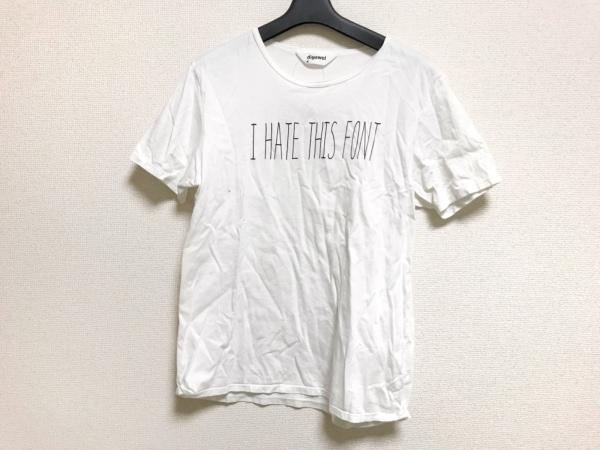 DIGAWEL(ディガウェル) 半袖Tシャツ サイズ1 S メンズ美品  アイボリー