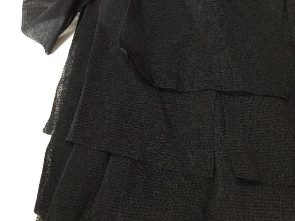 ヴィヴィアンタム ミニスカート サイズXS レディース新品同様  黒 フリル