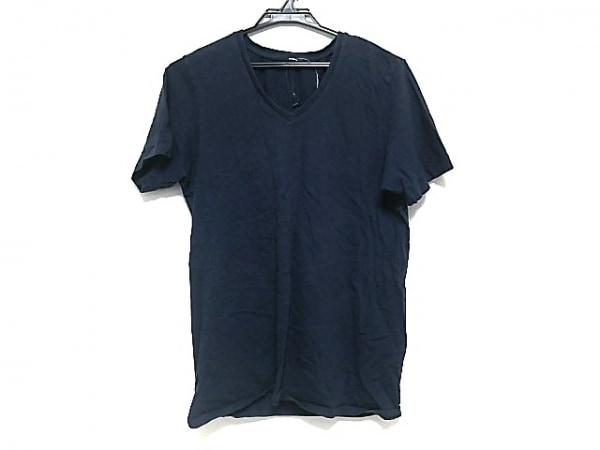 DENHAM(デンハム) 半袖Tシャツ メンズ ネイビー