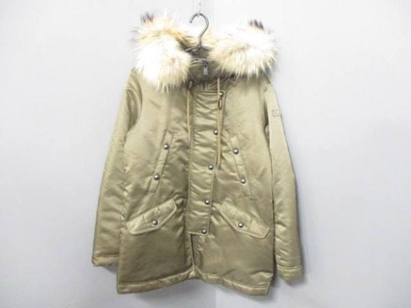 タトラス ダウンジャケット サイズ01 S レディース美品  クスナ LTA17A4478 カーキ
