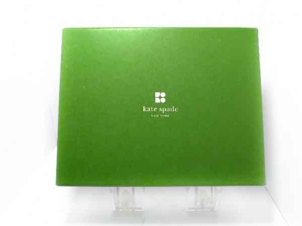 Kate spade(ケイトスペード) Wホック財布 PWRU0098B パープル レザー