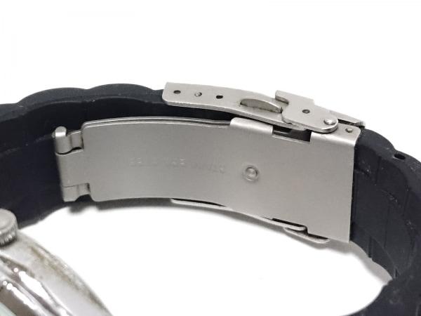 ALBA(アルバ) 腕時計 - V732-0L60 ボーイズ ラバーベルト アイボリー