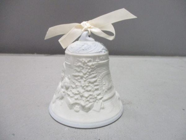 LLADRO(リヤドロ) 小物 白×ライトブルー 陶器