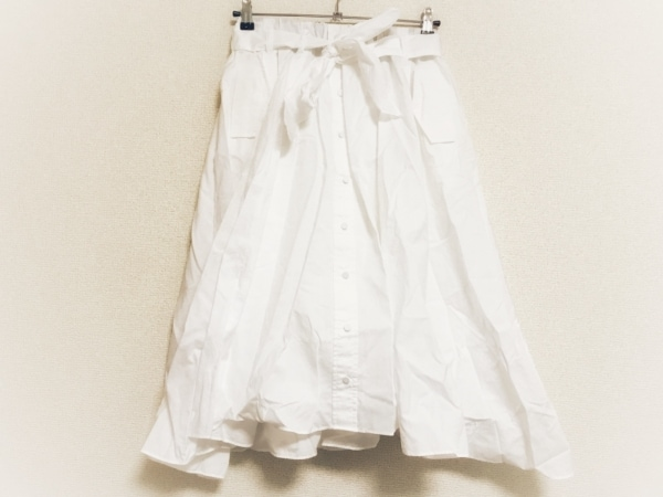 The Virgnia(ザ ヴァージニア) スカート サイズ900 レディース 白