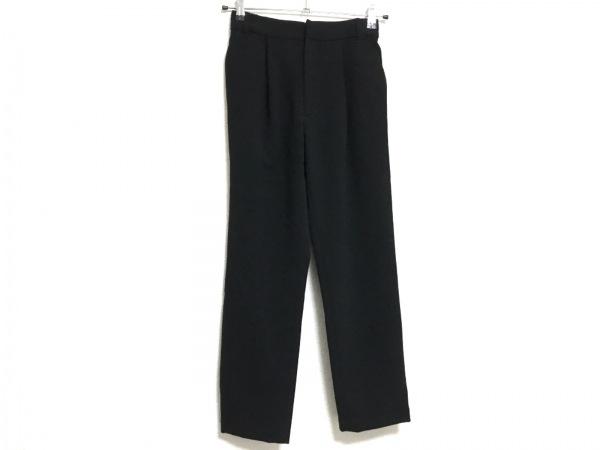 The Virgnia(ザ ヴァージニア) パンツ サイズ36 S レディース 黒