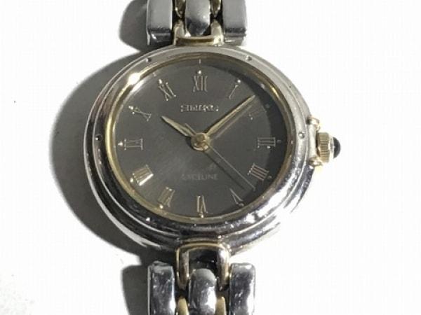 SEIKO(セイコー) 腕時計 3F31-0B40 レディース ライトブラウン