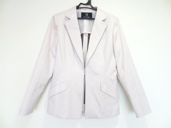 TAE ASHIDA(タエアシダ) ジャケット サイズ13 L レディース美品  ピンク ラメ