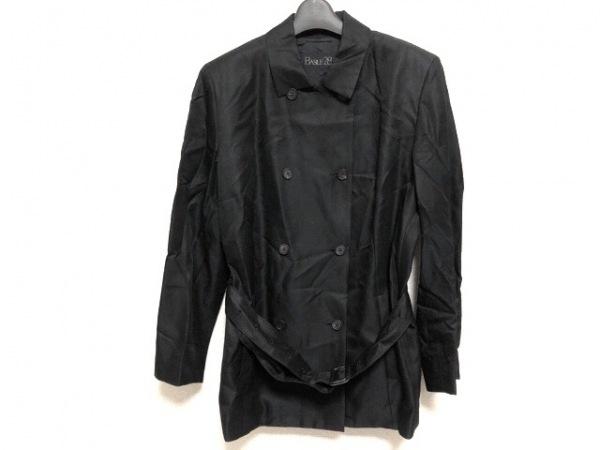 BASILE(バジーレ) コート サイズ44 L メンズ 黒 28/春・秋物