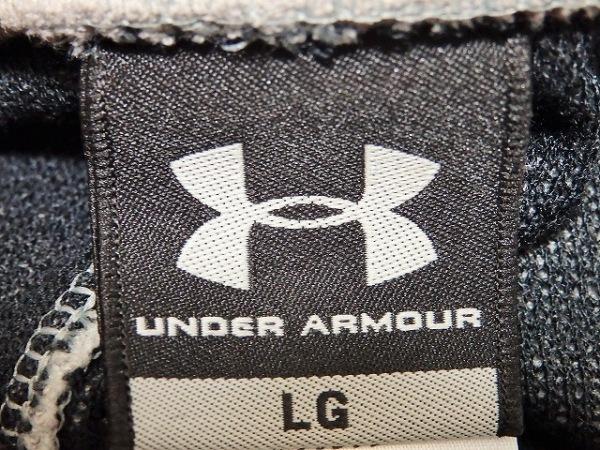 UNDER ARMOUR(アンダーアーマー) ハーフパンツ サイズLG L メンズ グレー