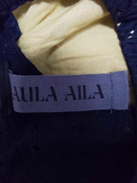 AULAAILA(アウラアイラ) オールインワン サイズ2 M レディース 花柄