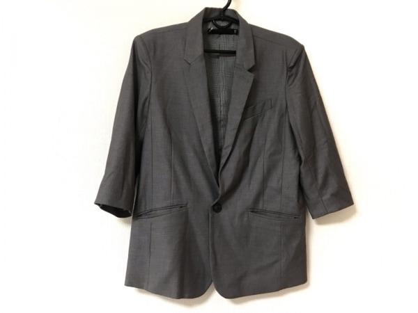 FUGA(フーガ) ジャケット サイズ46 XL レディース美品  グレー