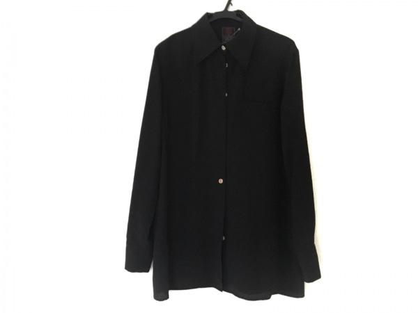 JeanPaulGAULTIER(ゴルチエ) 長袖シャツ サイズ40 M メンズ 黒