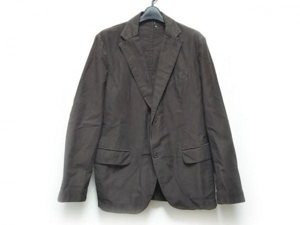 Henry Cotton's(ヘンリーコットンズ) ジャケット サイズ52 メンズ ダークブラウン