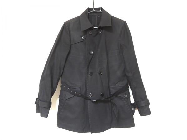 ABAHOUSE(アバハウス) コート サイズ2 M メンズ 黒 春・秋物/ショート丈