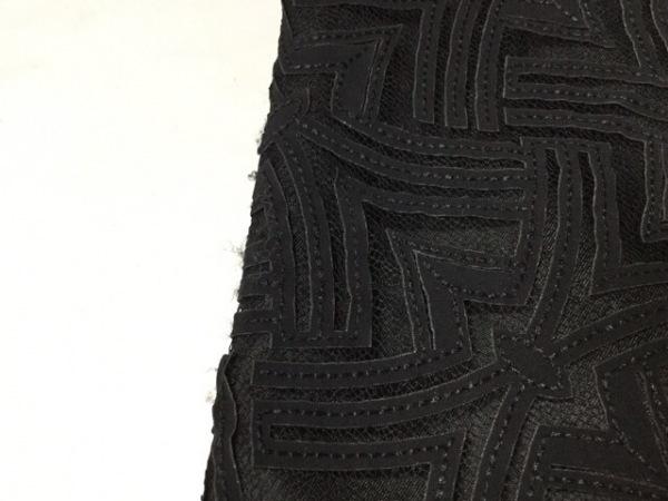 ギャバジンケーティ ワンピース サイズ9 M レディース美品  黒 メッシュ