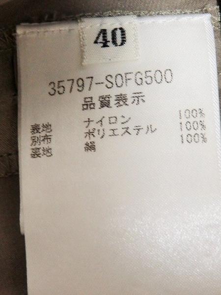 FOXEY(フォクシー) ワンピース サイズ40 M レディース美品  黒×グレー チュール