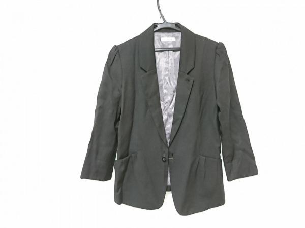 SCOTCLUB(スコットクラブ) ジャケット サイズ9 M レディース 黒