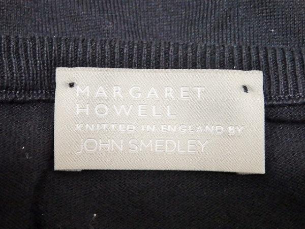 MargaretHowell(マーガレットハウエル) 長袖カットソー サイズ2 M レディース 黒