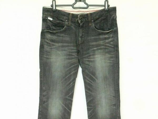 FACTOTUM(ファクトタム) ジーンズ サイズ29 メンズ美品  黒