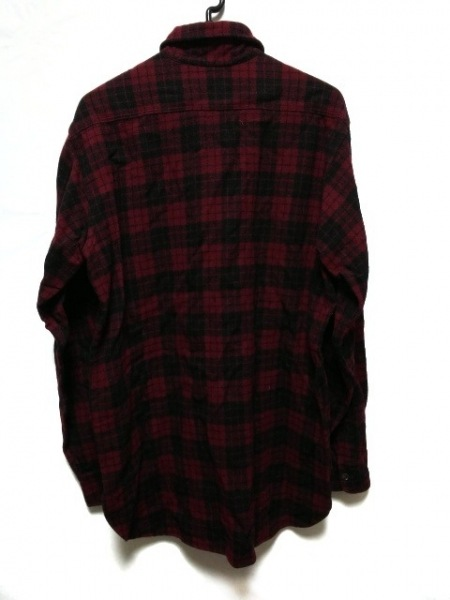 PENDLETON(ペンドルトン) 長袖シャツ メンズ美品  黒 チェック柄