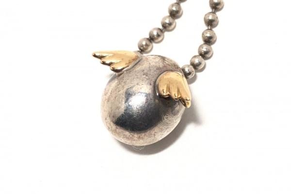 TENSHI NO TAMAGO(天使の卵) ネックレス シルバー×K18YG