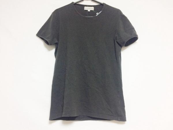 EMPORIOARMANI(エンポリオアルマーニ) 半袖Tシャツ サイズL レディース ダークグレー