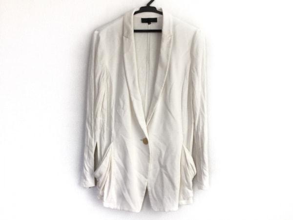UNTITLED(アンタイトル) ジャケット サイズ3 L レディース 白