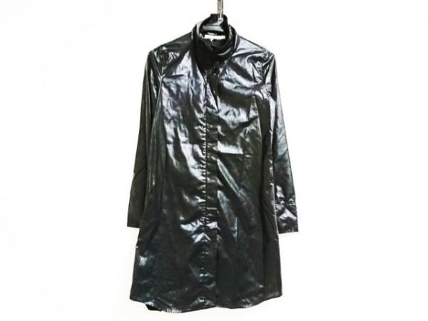 ENCHANTEMENT...?(アンシャントマン) コート サイズ38 M レディース 黒
