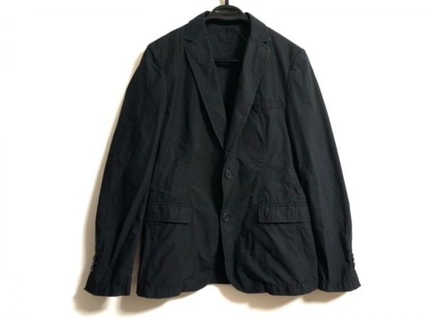 RYKIEL HOMME(リキエルオム) ジャケット サイズ46 XL メンズ 黒