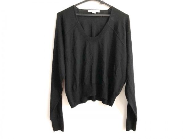 ALEXANDER WANG(アレキサンダーワン) 長袖セーター サイズXS レディース美品  黒