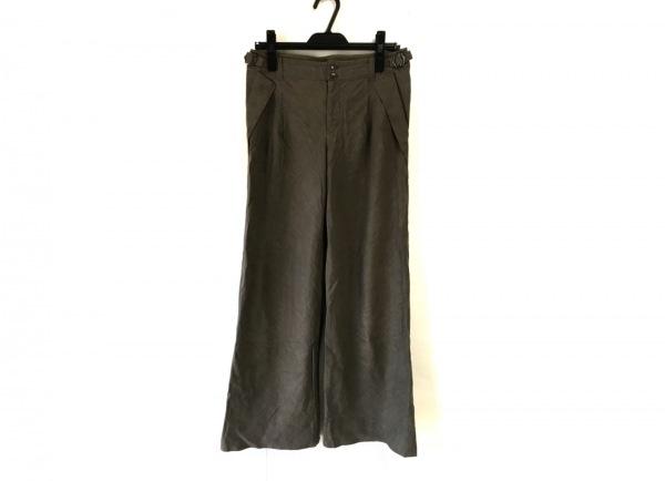 ボディドレッシングデラックス パンツ サイズ38 M レディース ダークグリーン