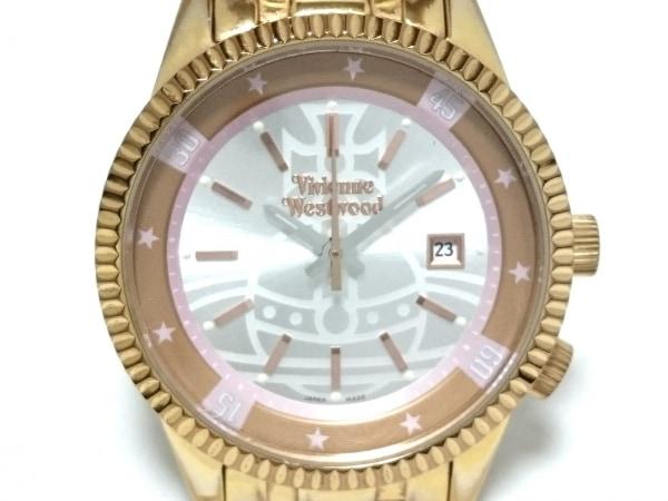 VivienneWestwood(ヴィヴィアン) 腕時計 VW-7796 レディース シルバー
