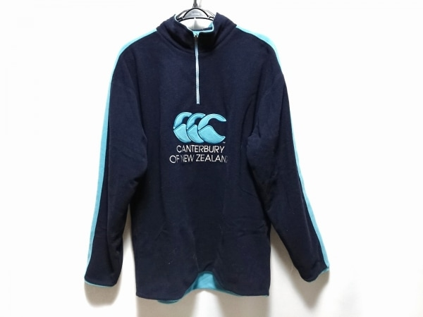 カンタベリーオブニュージーランド ブルゾン サイズL メンズ美品