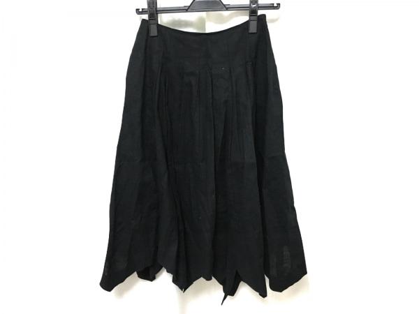 Sybilla(シビラ) スカート サイズS レディース美品  黒