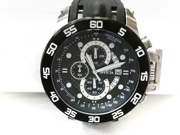 INVICTA(インヴィクタ) 腕時計 19251 メンズ ラバーベルト/クロノグラフ