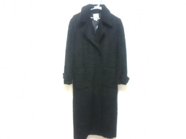 TODAYFUL(トゥデイフル) コート サイズ36 S レディース 黒 ロング丈/冬物
