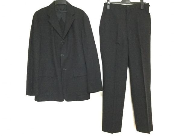 MEN'SBIGI(メンズビギ) シングルスーツ サイズL メンズ 黒 RadmeeS/春夏物