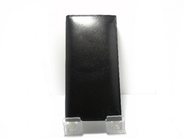 OMEGA(オメガ) 札入れ美品  黒 レザー