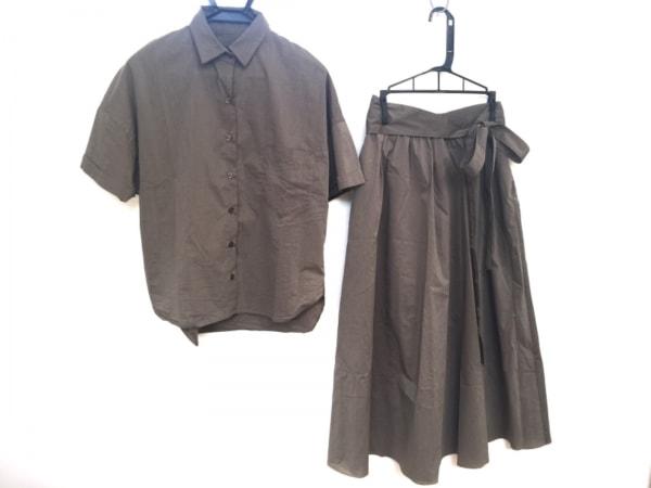 クリアインプレッション スカートセットアップ サイズ2 M レディース美品