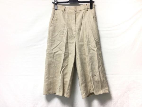 MM6(エムエムシックス) パンツ サイズ38 L レディース アイボリー