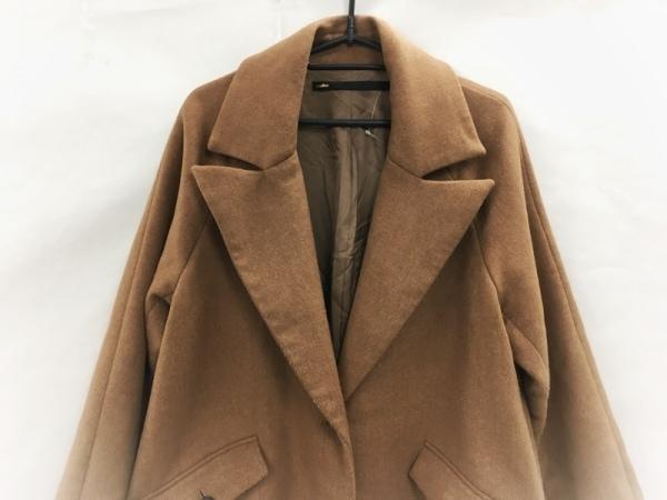ミュラーオブヨシオクボ コート サイズ36 S レディース ブラウン 冬物