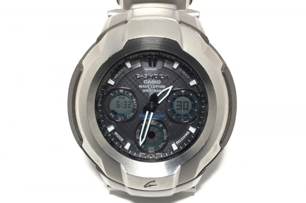 CASIO(カシオ) 腕時計 G-SHOCK GW-1700DJ メンズ ダークグレー