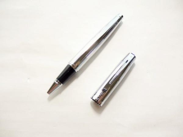 SHEAFFER(シェーファー) ボールペン美品  シルバー インクなし 金属素材
