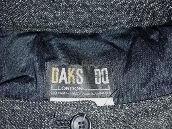 DAKS(ダックス) パンツ レディース新品同様  グレー