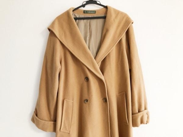 NEW YORKER(ニューヨーカー) コート サイズ11 メンズ ライトブラウン 冬物