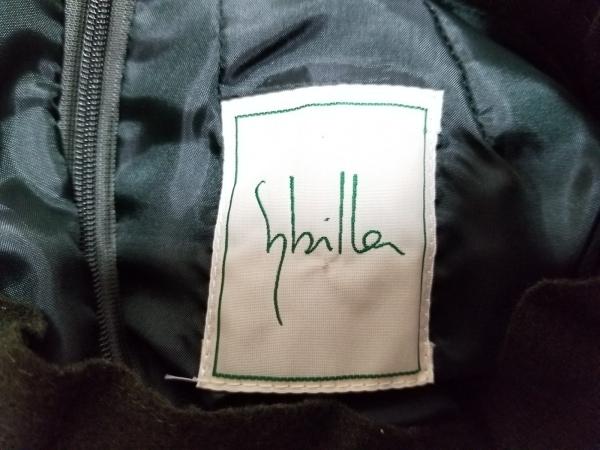 Sybilla(シビラ) ワンピース サイズM レディース ダークグリーン