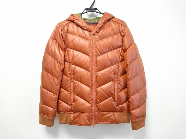TK (TAKEOKIKUCHI)(ティーケータケオキクチ) ダウンジャケット メンズ ブラウン 冬物